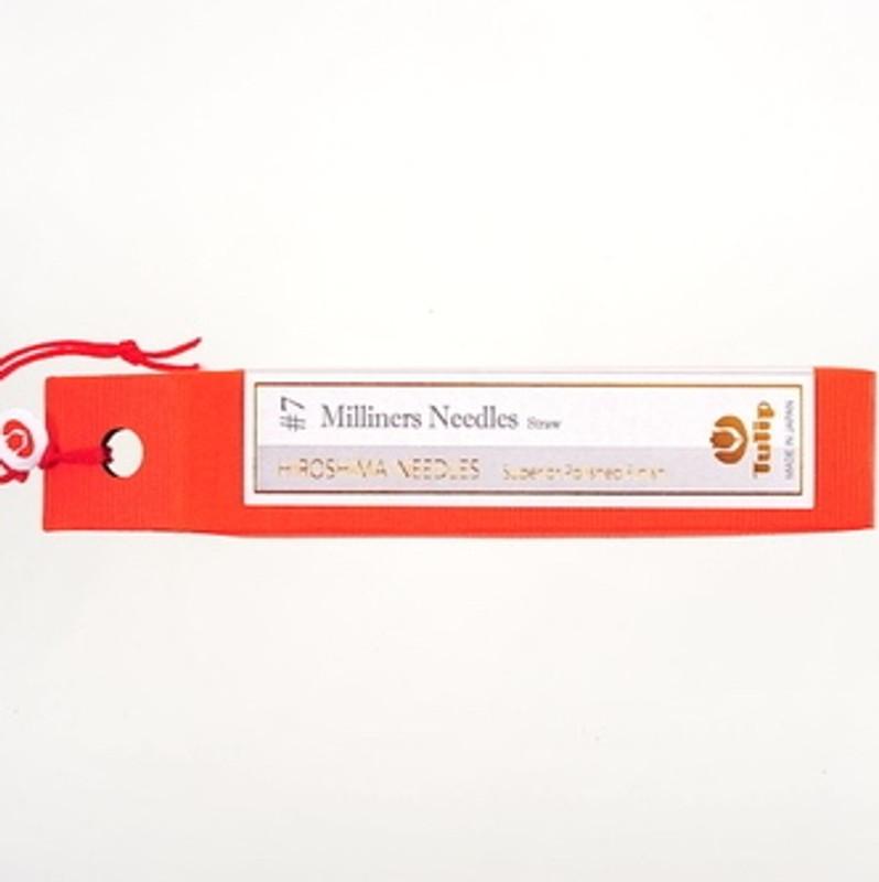 Milliners Needles #7