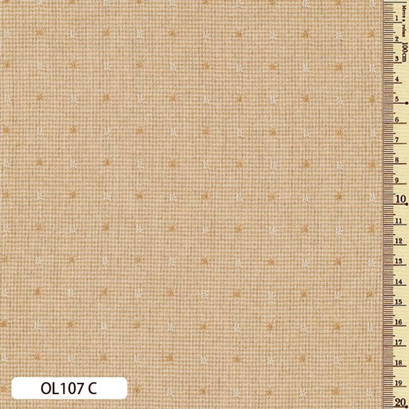 Original 107C Mustard