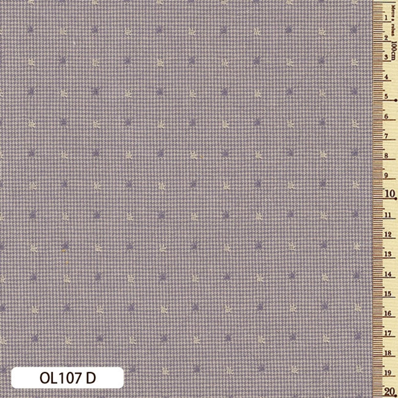 Original 107D Dusty Purple