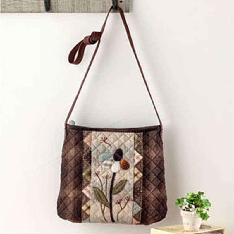 Patchwork Daisy Bag PA-606