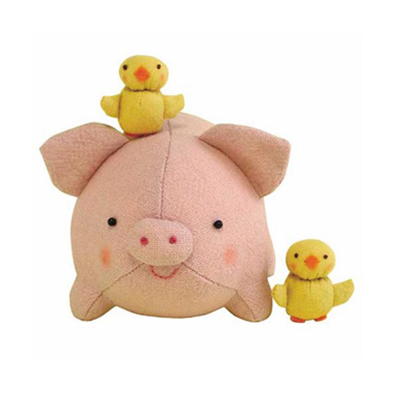 Piglet & Chicks PA-453
