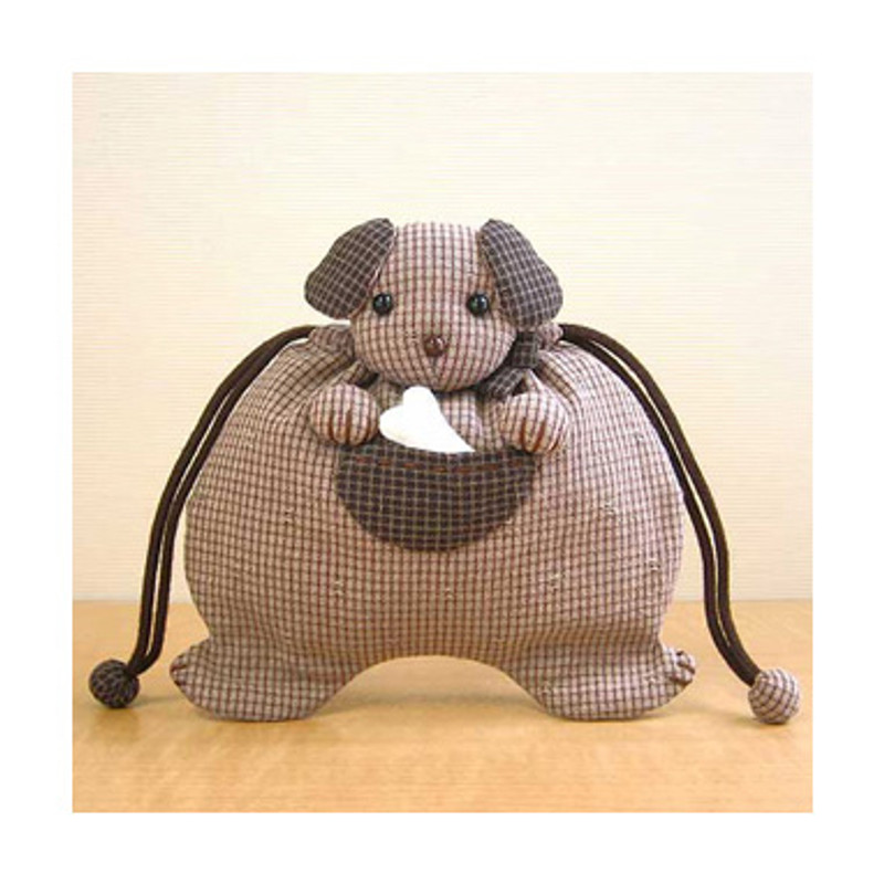 Puppy Drawstring Pouch PA-500
