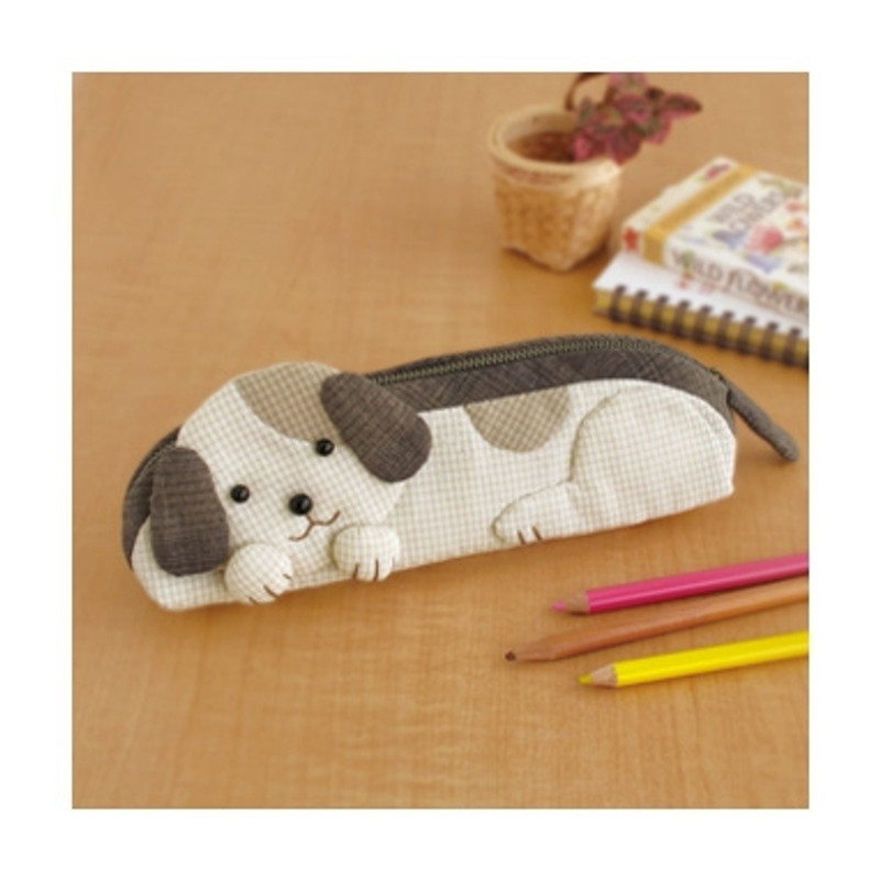 Puppy Pencil Case PA-556