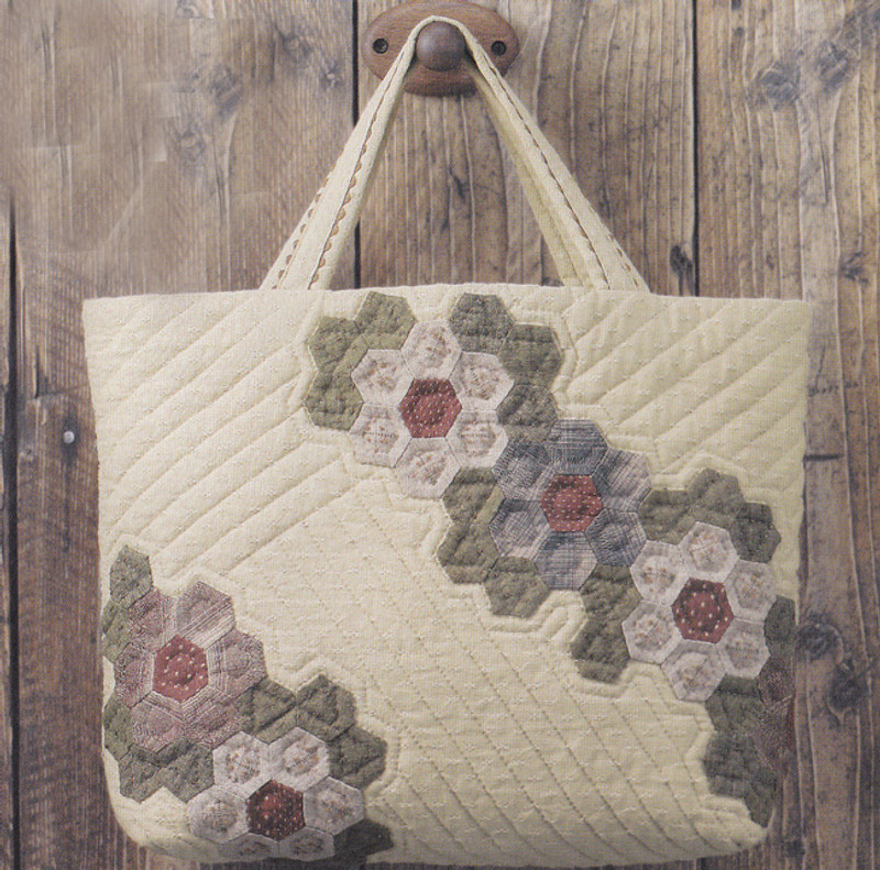 Quilters Collection Hexagon Bag PA-439