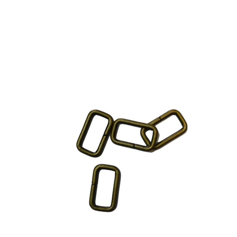 Rectangle Ring 4pk AK-4-19