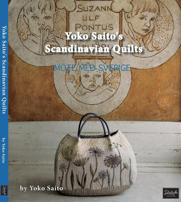 Scandinavian Quilts - Yoko Saito English Translation