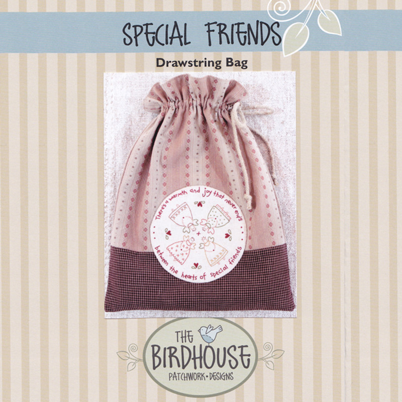Special Friends Drawstring Bag BPD-D274