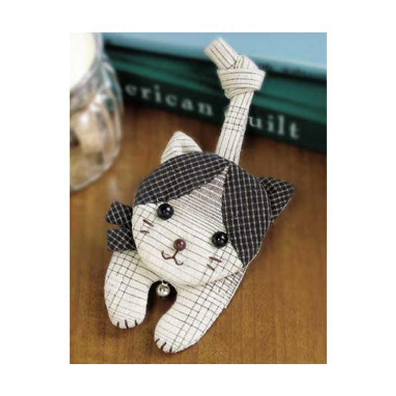 Spotted Cat Key Holder PA-412