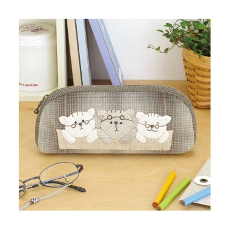 Three Brothers Glasses Case PA-637