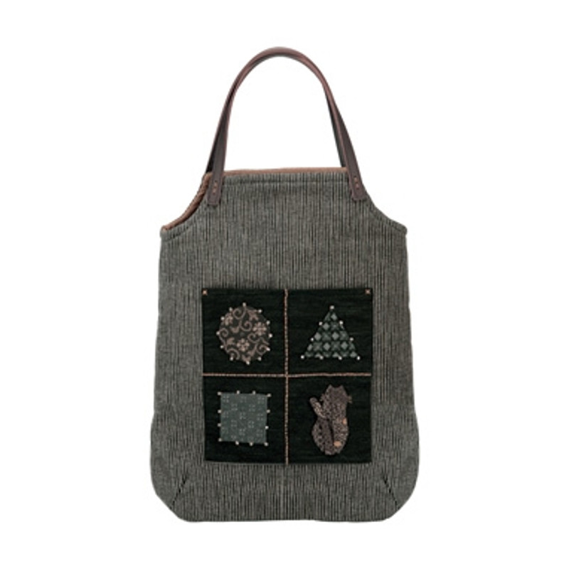 Yuki Bag Charcoal PA-573
