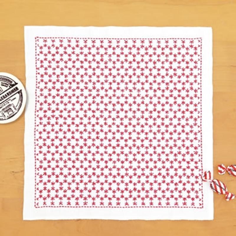 Sashiko Sampler Kit - Turtle Tie