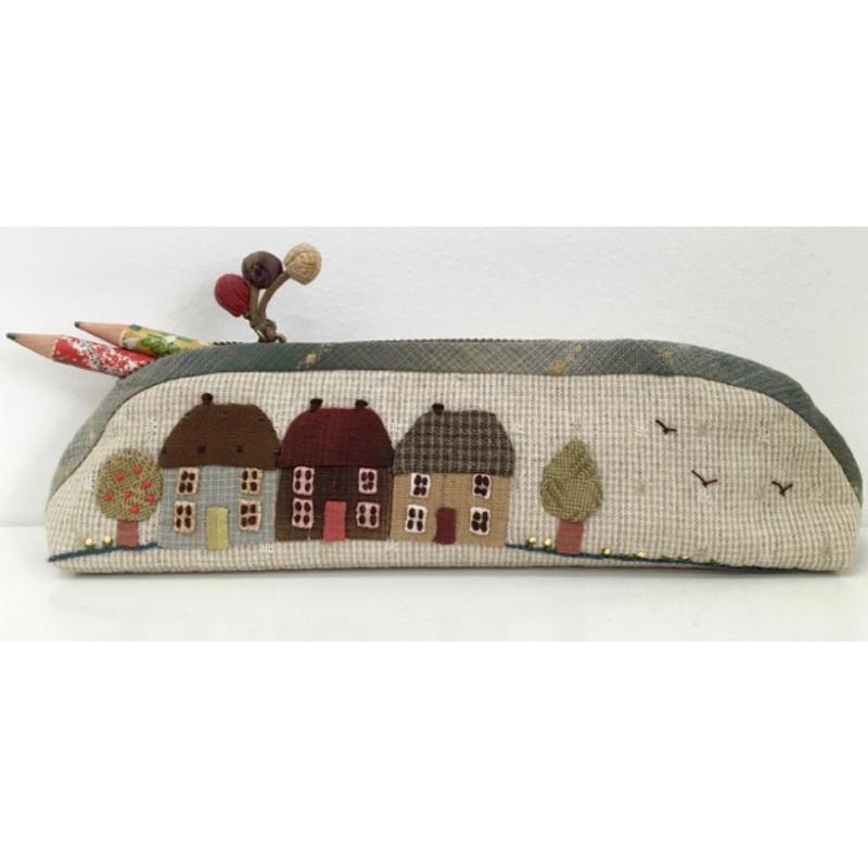 Mathilde's Cottages Pencil Case Kit