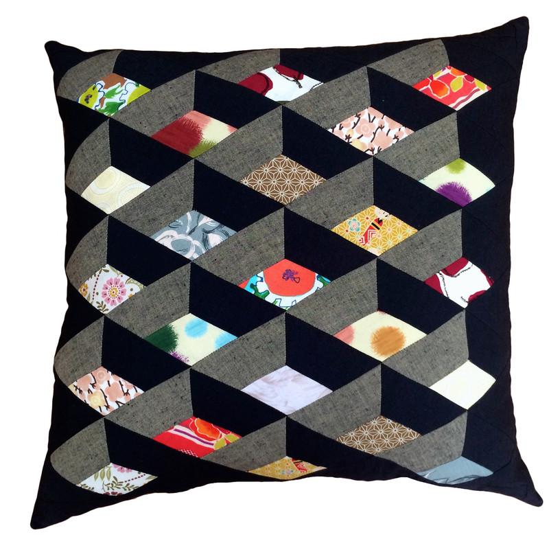 Diamond Attic Window Cushion kit