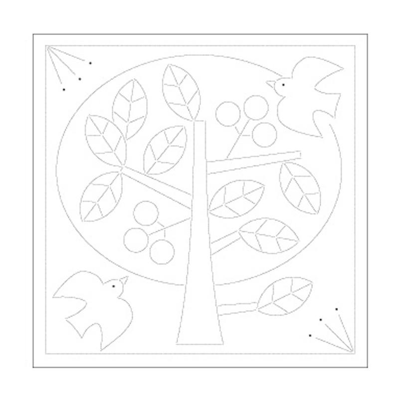 Peace Tree SS-H-1030