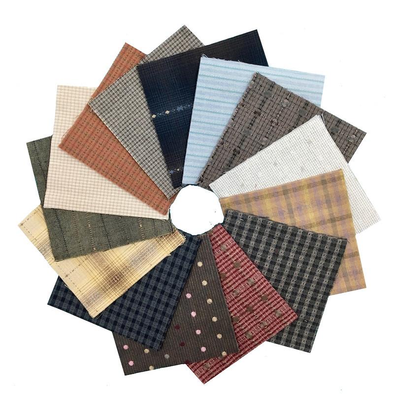 Sakizomemomen Cut Cloth Packs - Mixed
