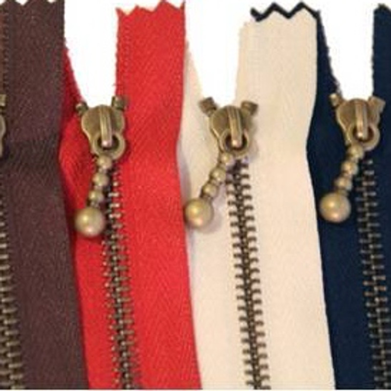 Metal Zippers BZ-15