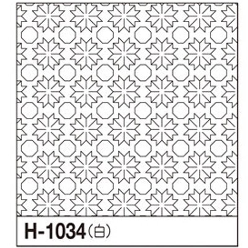 Chrysanthemum Blossom One Stitch Sampler