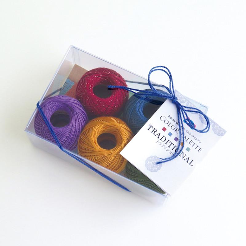 Emmy Grande Color Palette Traditional Pack