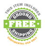 Free Shipping included with this item (Continental USA Only)