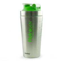 NutraGen Stainless Steel Water Bottle