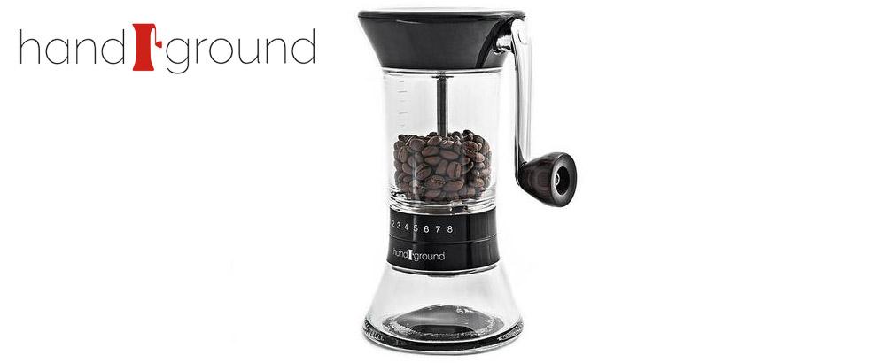 hand ground manual coffee mill