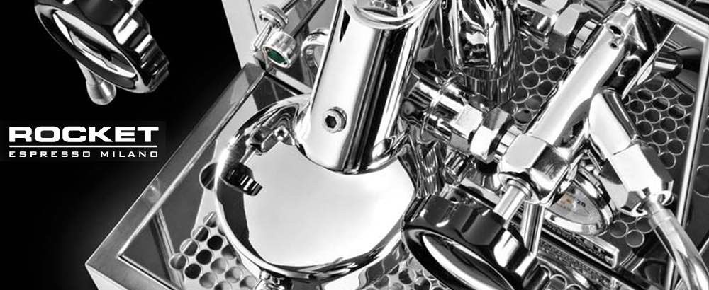 Rocket Giotto Espresso Machines - Great Infusions