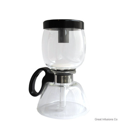 Yama 5 Cup Stovetop Coffee Siphon