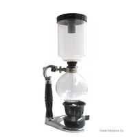 Yama 3 Cup Tabletop Coffee Syphon