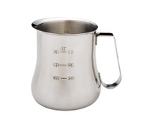 bell pitcher for milk frothing