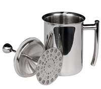 milk brother all stainless steel