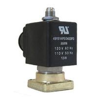 3 way flange solenoid valve