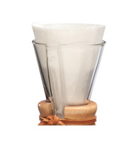 chemex white coffee filters