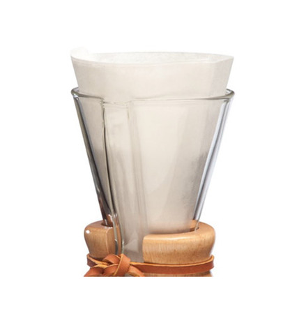 chemex white coffee filters