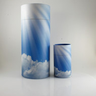 Clouds Scatter Tube - up to 10 kgs