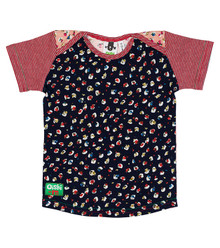 Oishi-m All That Jazz Short Sleeve Tee (LAST ONE LEFT - SIZE 6-9 MONTHS)