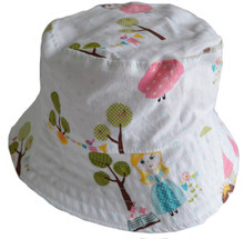Nettle & Wolf Sunhat - Happy Ever After (LAST ONE LEFT - SIZE XS)