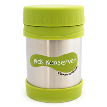 Kids Konserve - Insulated Food Jar - Green (OUT OF STOCK)