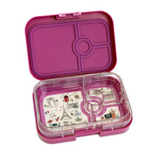 Yumbox Panino Leakproof Bento Lunchbox - Bijoux Purple (PRE-ORDER - ARRIVING END OF JULY)