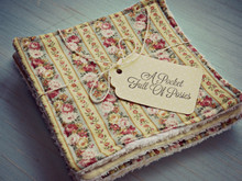 A Pocket Full of Posies - Ring A Rosy Wash Cloths [pack of 5]