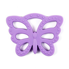 Bumkins Silicone Teether - Butterfly (OUT OF STOCK)