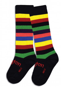 Lamington Merino Socks - Jester [PRICED FROM 15.90]