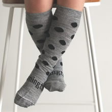Lamington Merino Socks - Storm [PRICED FROM 15.90]