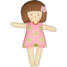 Alimrose - Mini Lizzie Rattle