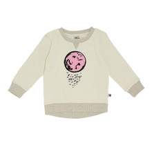 Milk & Masuki Kids Jumper - Look Up (ONLY SIZE 5 & 7 YEARS LEFT)