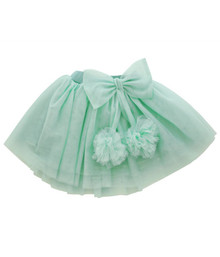 Curious Wonderland - Marshmellow Tulle Skirt - Mint