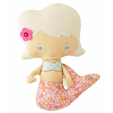 Alimrose Mermaid Doll Rattle - Daisy Rose