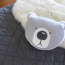 Mister Fly Cushion - Bear