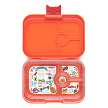 Yumbox Panino - Papaya Orange
