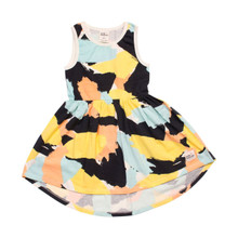Milk & Masuki Singlet Dress - Colour Field (ONLY SIZE 5 YEARS LEFT)