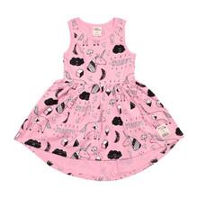 Milk & Masuki Singlet Dress - Believe